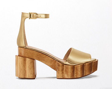 Shop Tory Burch Alma Platform Sandal