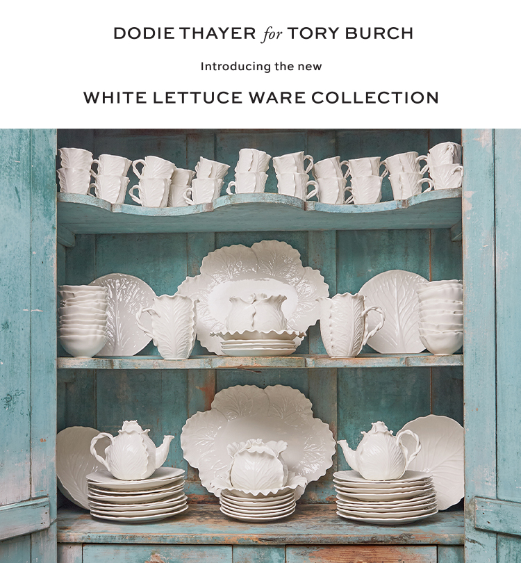 Shop Tory Burch Dodie Thayer Collection
