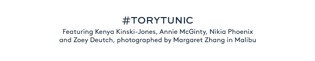 Shop The Tory Burch Tunics