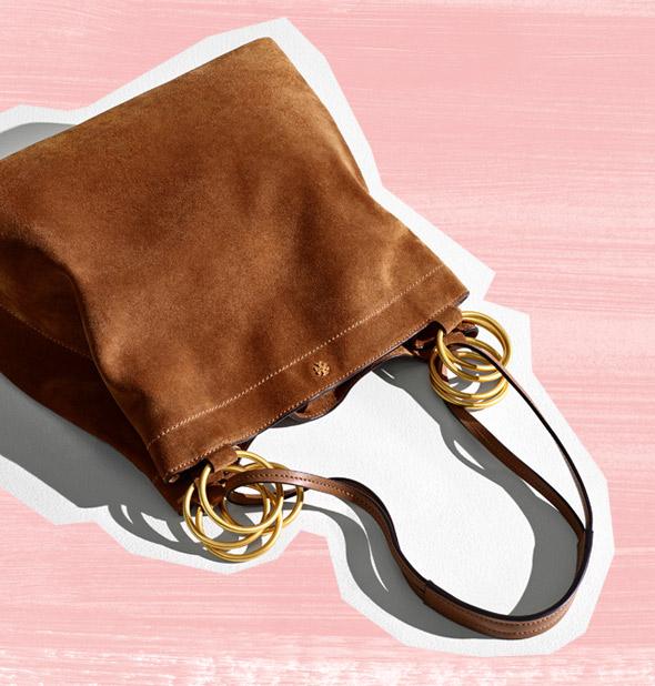Shop Tory Burch Farrah Handbags
